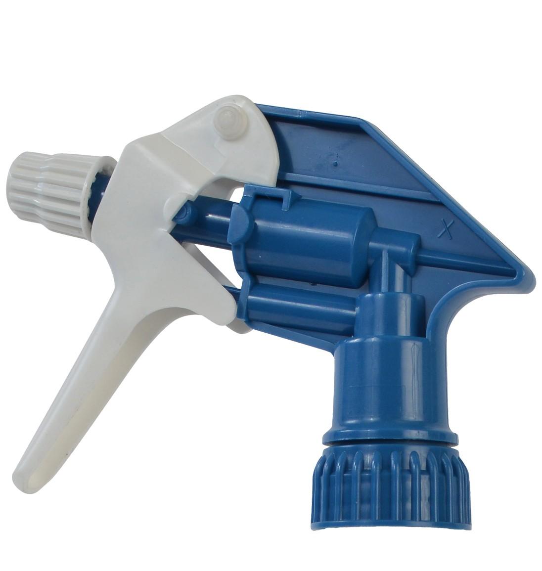 1006 Multi Directional Trigger Sprayers For Bottles Blue