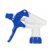 1003BW Ultra Trigger Sprayers for Bottles, Blue / White