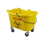 1009 35 Qt Yellow Mop Bucket