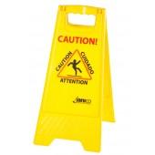 1070 Standard Wet Floor Sign