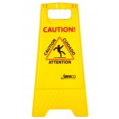 1070 Standard Wet Floor Sign