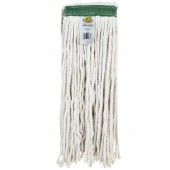 3863 24oz 8 Ply Narrow Cotton Band Cut End Mop