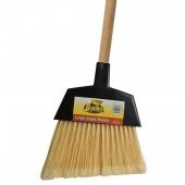 4150 Large Angle Broom With Wood Handle