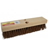 4212 12 Inch Palmyra Deck Scrub Brush