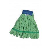 6042GR Large Green Microfiber Tube Mop