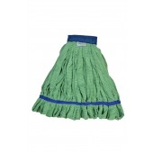 6043GR X-Large Green Microfiber Tube Mop