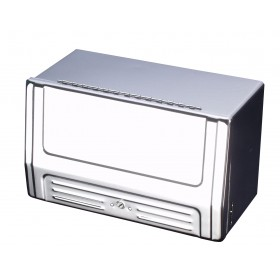 2015 Chrome Single Fold Paper Towel Dispenser