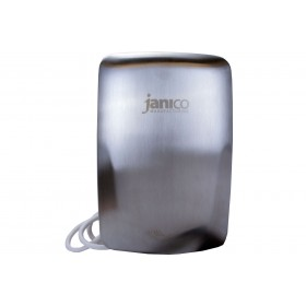 8410 Silver Chrome Automatic Hand Dryer