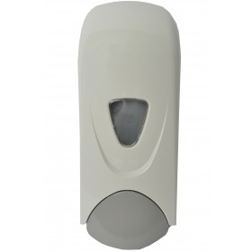 2121 White Manual Foaming Soap Dispenser