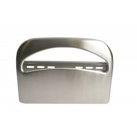 2511 Chrome 1/2 Fold Toilet Seat Cover Dispenser