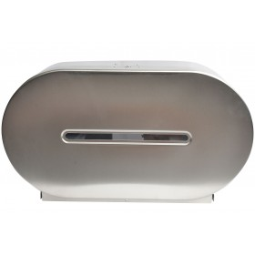 2513 Twin 9 Inch Roll Toilet Paper Dispenser