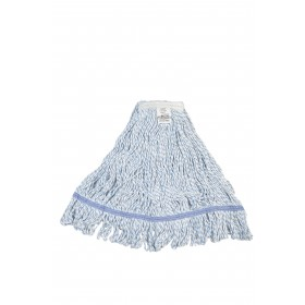 3617 Large Striped Narrow Band Looped End Mop Head