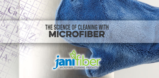 How to clean with Microfiber
