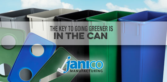 The Key To Going Greener Is In The Can